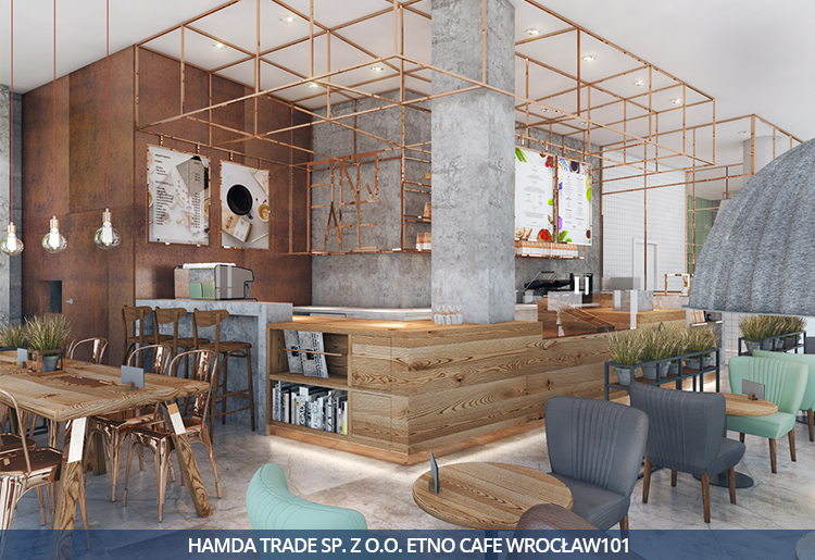 Hamda Trade sp. z o.o. Etno Cafe Wrocław101 1